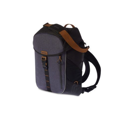 Picture of BASIL MILES 14L DAYPACK BLACK SLATE