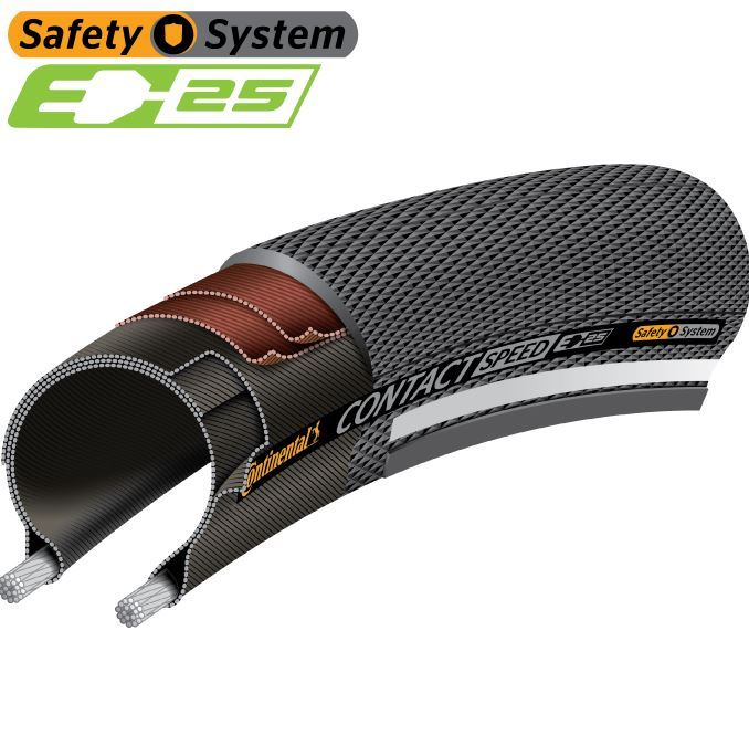 Picture of CONTINENTAL CONTACT SPEED WB 700x32C