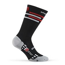 Picture of GIORDANA SOCK FR-C TALL BLACK-RED M