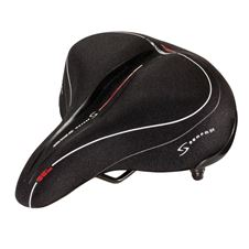 Picture of SERFAS COMFORT SADDLE WITH CRUISER-SPRINGS